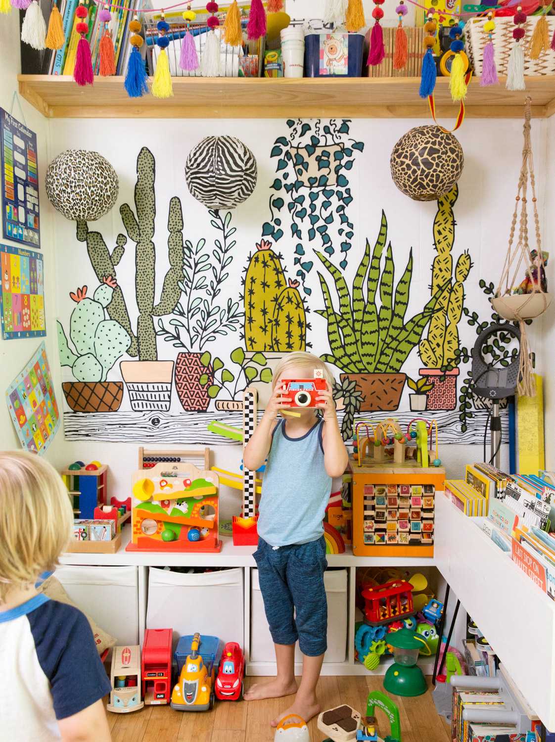 kids and interiors in Austin