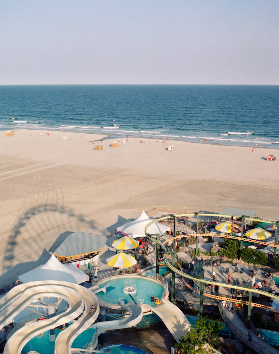 Travel + Leisure family magazine Jersey shore ferris wheel