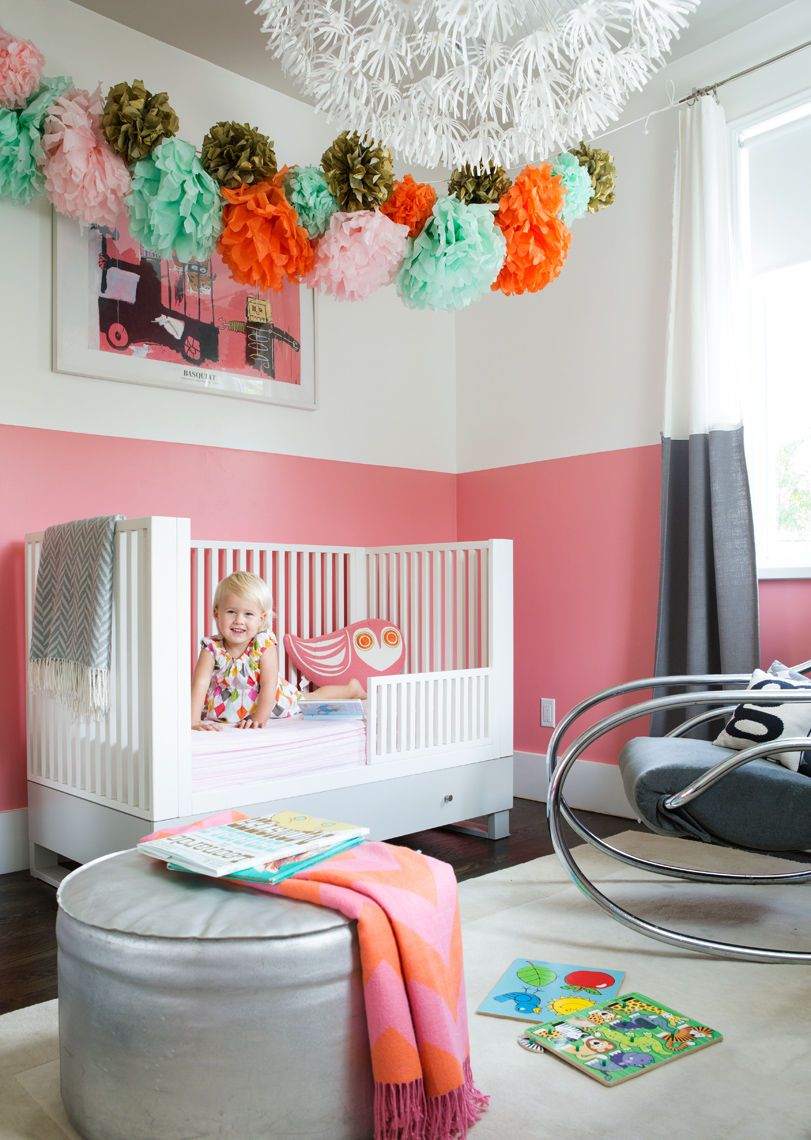 Hatch works home interior lifestyle photography girls room