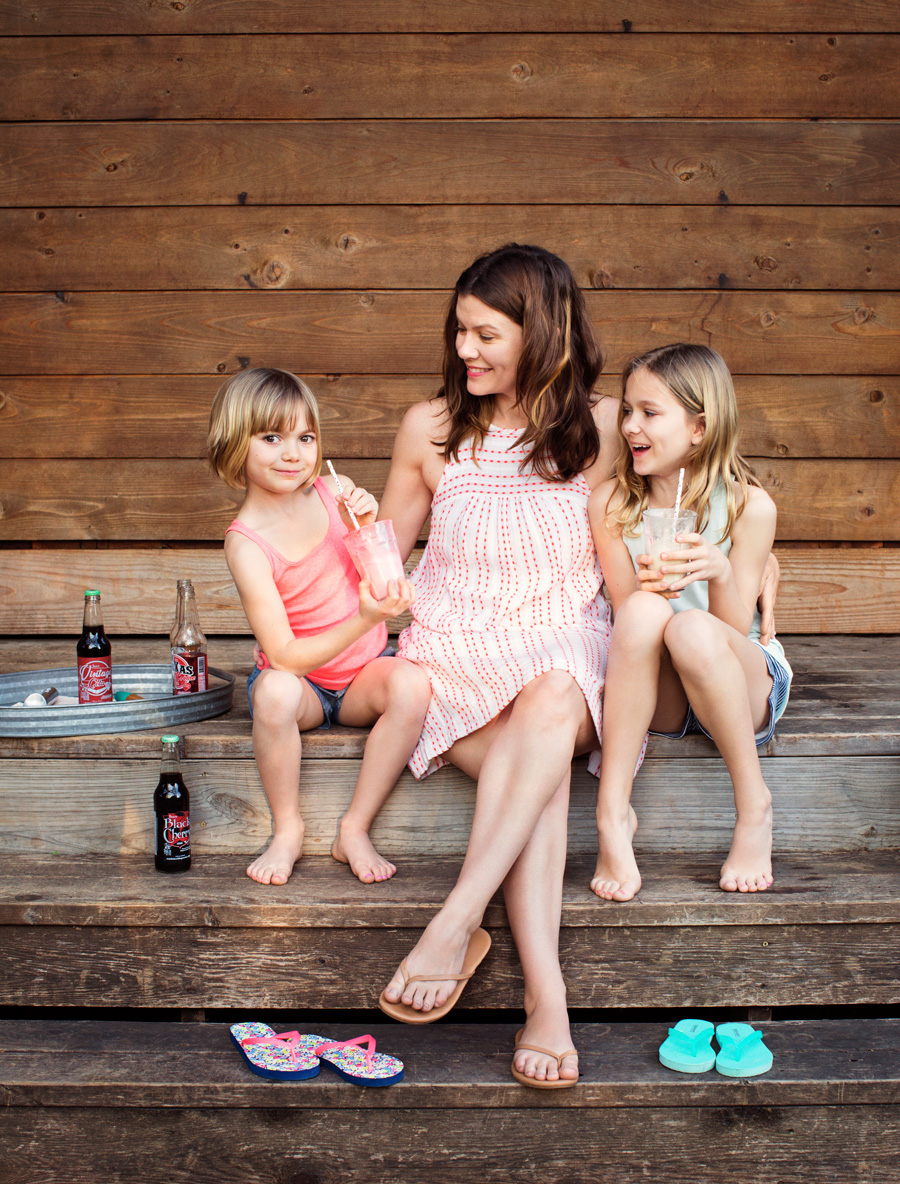 summertime fun with kids and lifestyle photography in austin